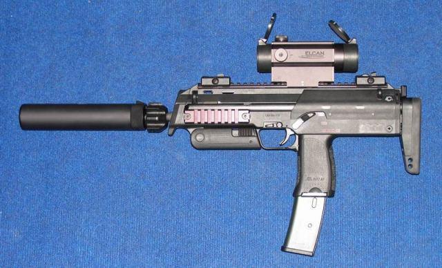 PDW؛ نسل جدید سلاح های انفرادی+عکس (آماده)