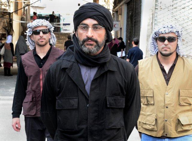 تصاویر: بازیگران ایرانی مجموعه