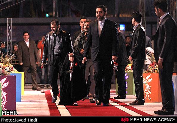 زیباترین دختر جشنواره فیلم فجر