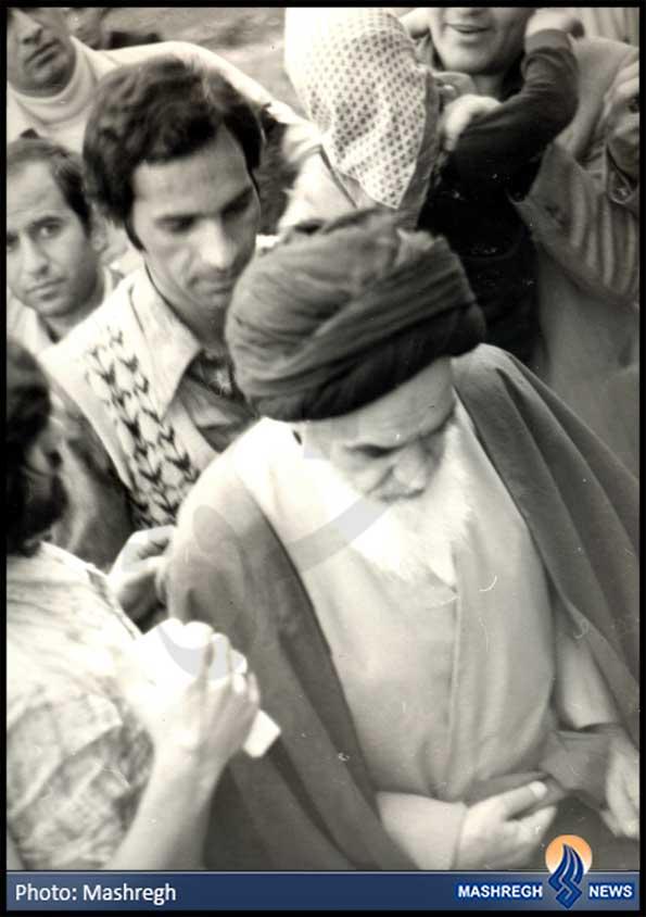 تصاویر منتشر نشده از «امامِ امت»