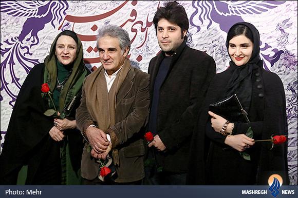 عکس خانوادگی مهدی هاشمی