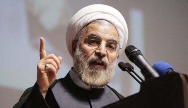 روحانی: وزارت اطلاعات قاطعانه با مفاسد اقتصادی برخورد کند/ تنها پرچمدار ایران مقام معظم رهبری است
