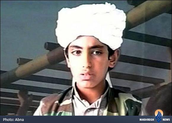 عکس/ کوچکترین فرزند اسامه بن لادن