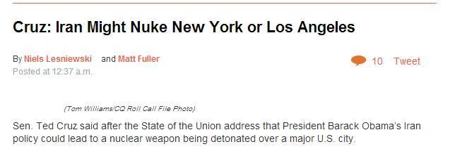 از تلآویو تا نیویورک در معرض تهاجم هستهای ایران قرار دارد// در حال ویرایش