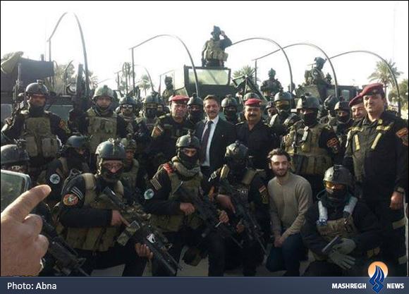 فرمانده شیعهای که منتظر لغزش رژیم سعودی است + تصاویر