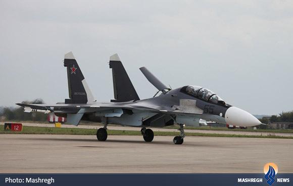 روسیه 20 فروند Su-30SM می خرد+عکس
