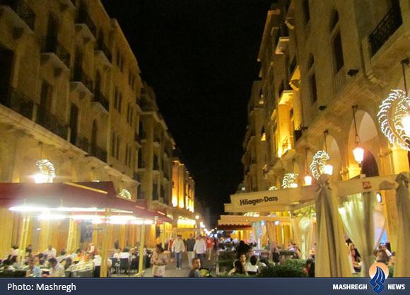 ملیتا، سفرنامهی مصور لبنان (5)