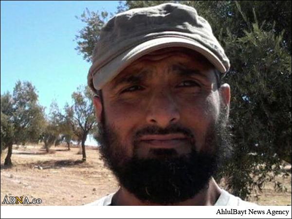 عملیات انتحاری یک انگلیسی در سوریه+عکس