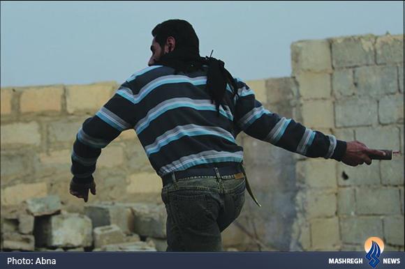 ابو کاظم, تروریست, سوریه