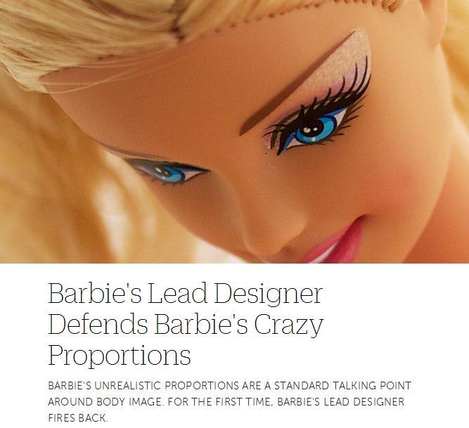 کاهش فروش عروسک باربی در دنیا + تصاویر// در حال ویرایش