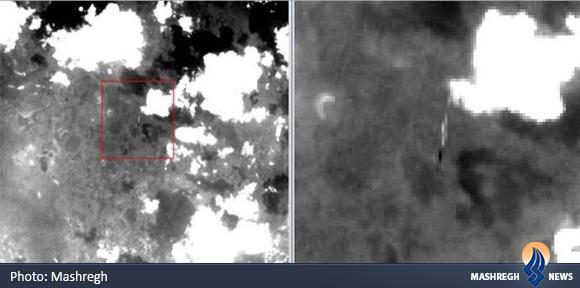 برخورد دو ماهواره ناسا+تصاویر