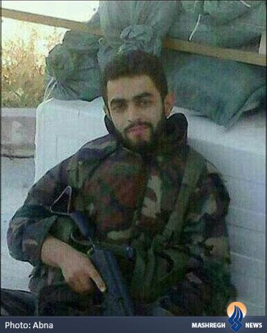 رزمنده حزبالله به قافله شهدا پیوست+عکس