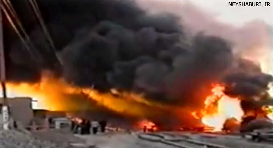 ناگفتههای بزرگترین انفجار ریلی ایران