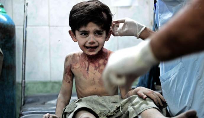 720 روز از محاصره غزه شیعیان در سوریه گذشت /در حال ویرایش