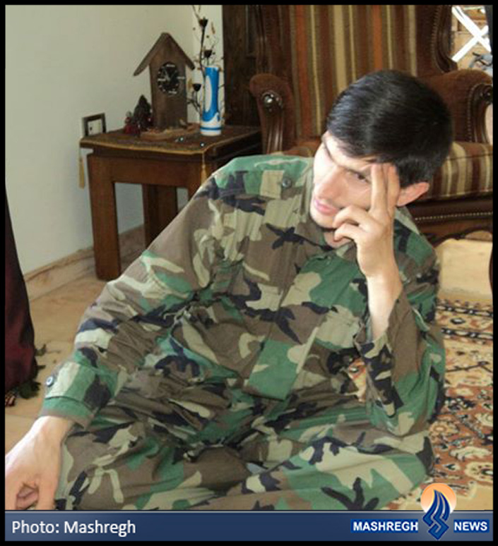 عکسی از آخرین شهید مدافع حرم