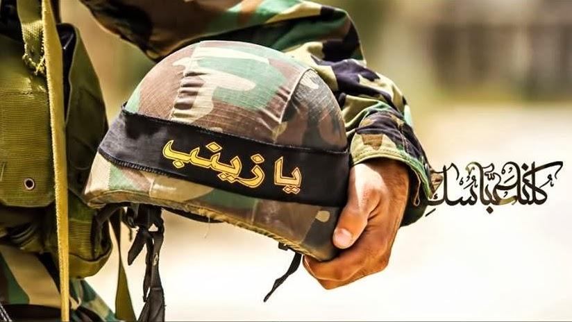 آرزویمان شرکت در عملیات استشهادی علیه تکفیریهاست/ دیگر حضرت زینب (س) اسیر نامردان نخواهد شد