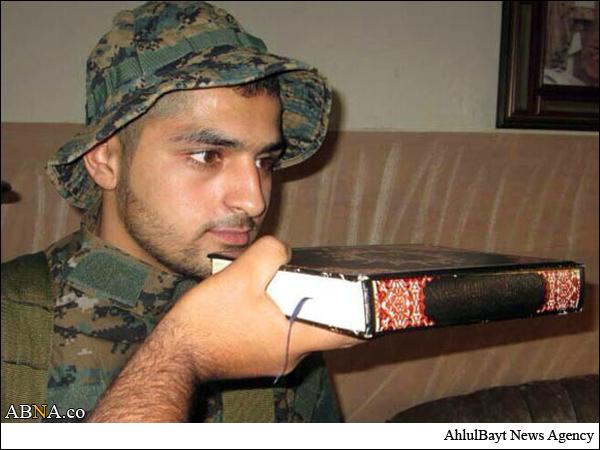 سردار سلیمانی از کدام شهید حزبالله سخن گفت؟ + عکس(18+)
