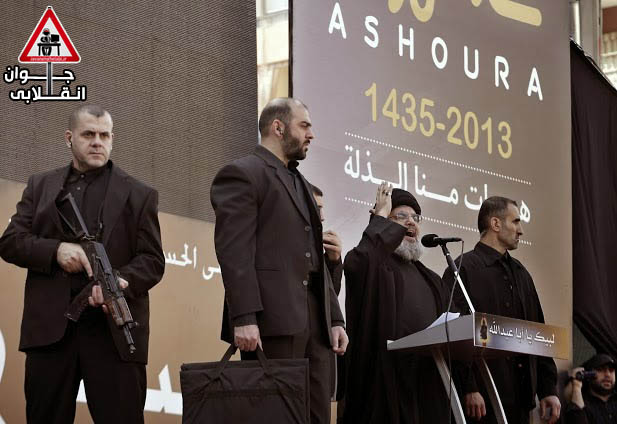 گزارش روزنامه صهیونیستی از عملکرد تیم حفاظتی نصرالله