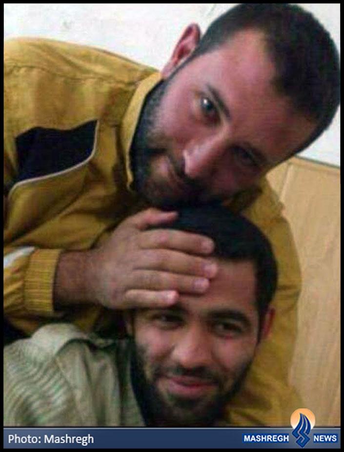 عکس / مدافع ایرانی در کنار مدافع لبنانی حرم