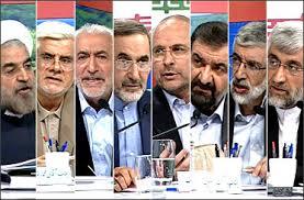 رقبای انتخاباتی روحانی این روزها چه میکنند؟