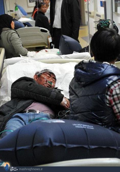 31 کشته و 130 زخمی در حمله چاقوکشها +تصاویر
