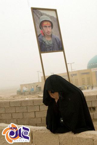 عکس / آن جا که اشک، بی بهانه می آید