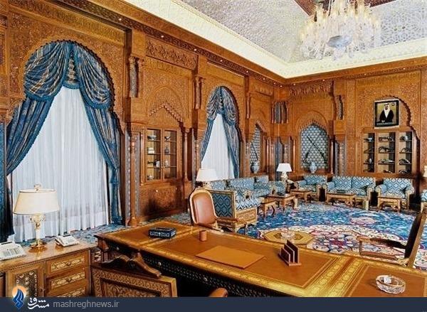 هدیه امیر قطر به پادشاه مغرب + تصاویر