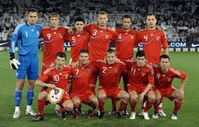 جنگ آمریکا و روسیه به فوتبال کشیده شد