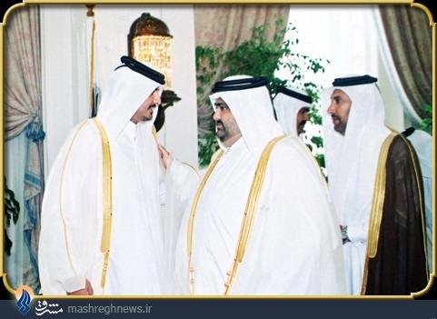 آزادی برادر امیر قطر از زندان پدر پس از 20 سال+تصاویر///