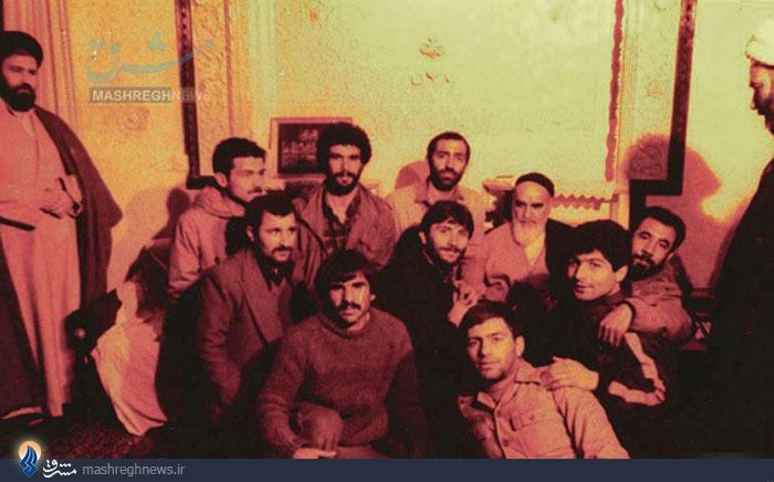 دیدار تاریخی امام(ره) در 32 سال پیش +عکس