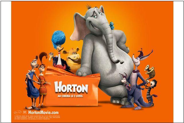 بررسی و تحلیل انیمیشن Horton Hears a Who! 2008 (هورتون صدایی می شنود)