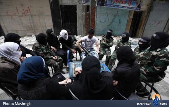 اختلافات اعتقادی و فکری تروریستهای سوری/ از شلوار جین و مصرف قلیان تا بیعت با