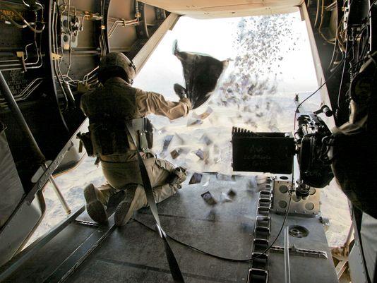 تقویت پروپاگاندای رسانهای عملیاتهای نظامی آمریکا//در حال ویرایش