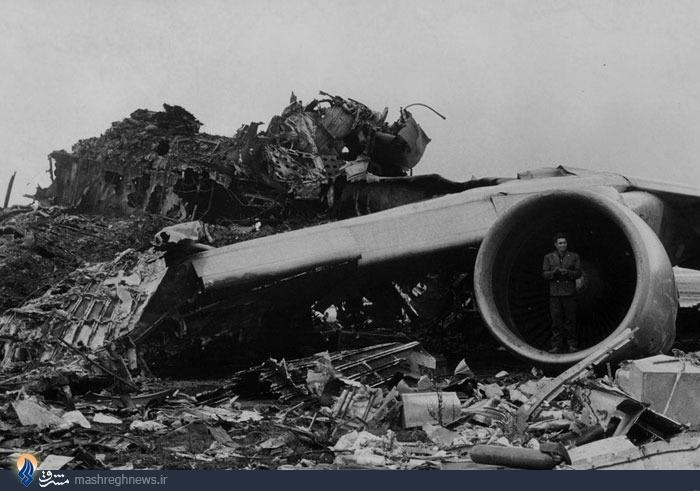 گزارشی از سقوط هواپیماها در جهان  /// در حال ویرایش