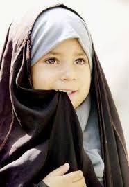 5 مقنعه برای دختر کوچولوهای محجبه +عکس وقیمت