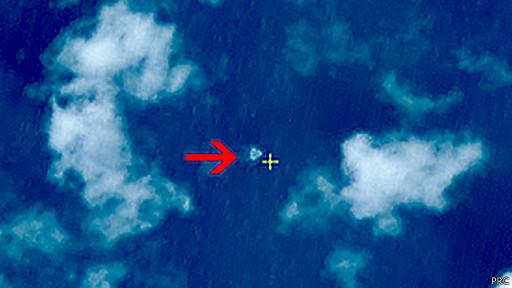 سرنخ جدید از هواپیمای ناپدیدشده+تصاویر