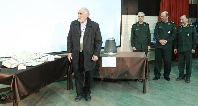 رونمایی از دو دستاورد جدید ایران در حوزه دفاعی+عکس