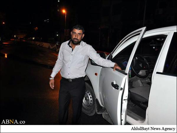 گفتگو با فرمانده مدافع حرم پس از خبر شهادت