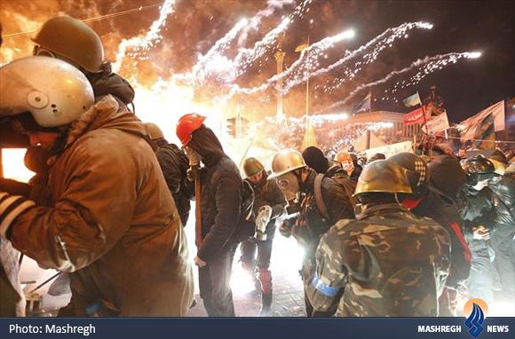 جغد شوم ناآرامیهای اوکراین که بود؟ +تصاویر
