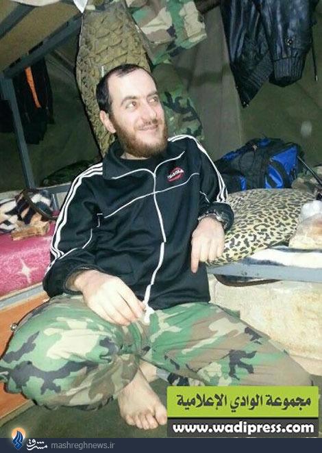 فرمانده شهید حزبالله لبنان +تصاویر