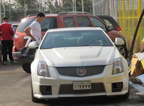 ماشین فوتبالیست عکس ماشین فوتبالیست های ایرانی خودروی فوتبالیست های ایرانی