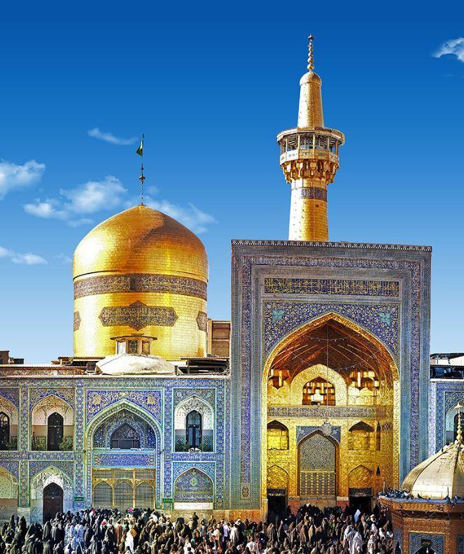 عکس با کیفیت از مشهد