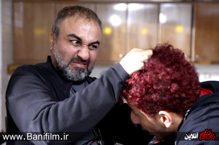 عکس / وقتی رضا عطاران عصبی شد !