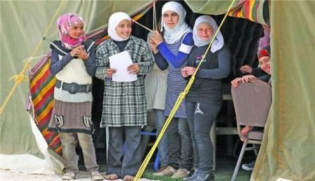 360093 120 - ازدواج راهحل دختران سوری برای فرار از تجاوز