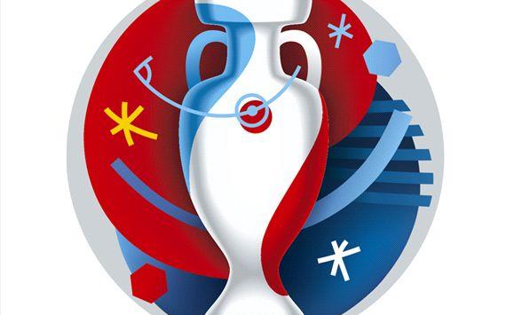 لوگوی رسمی یورو ۲۰۱۶ +عکس - صاحب نیوزدر این لوگو که توسط کمپانی براندیا سنترال، کمپانی طراح لوگوی رقابت های یورو 2012، طراحی شده، جام قهرمانی یورو، معروف به جام هنری دلونای در مرکز دیده می شود ...