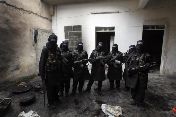 داعش 3 زن عراقی را پس از تجاوز سر بریدند