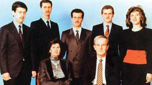 ماهر اسد؛ برادری که پشت برادر را خالی نکرد