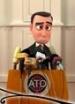 انیمیشن التماسهای رئیسجمهور آمریکا
