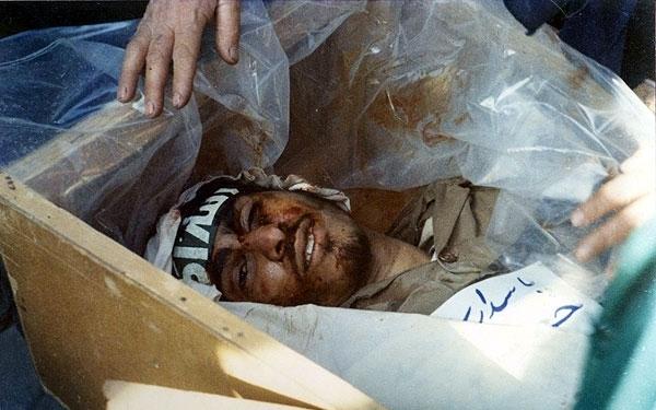 شهدایی که هنگام دفن لبخند زدند +تصاویر