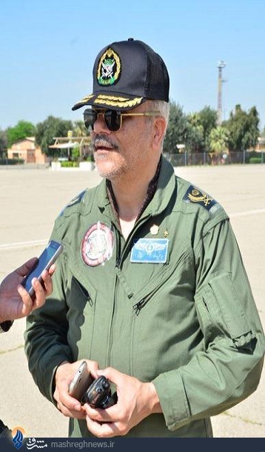 نیروی هوایی ارتش در تمامی عملیاتهای جنگ تحمیلی نقش موثر داشت/ پایگاه دزفول 50 شهید خلبان تقدیم انقلاب کرده است